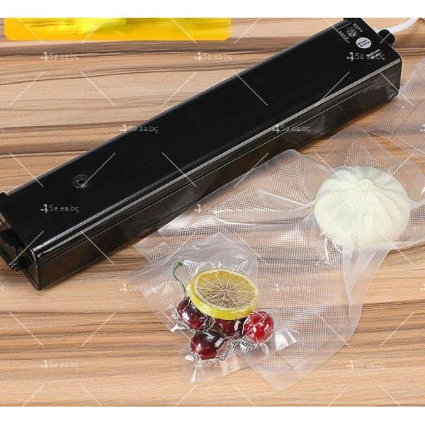 Автоматична машина за вакумиране на опаковки за храна TV159 3