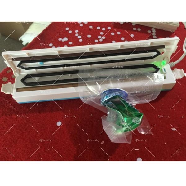 Автоматична машина за вакумиране на опаковки за храна TV159 4