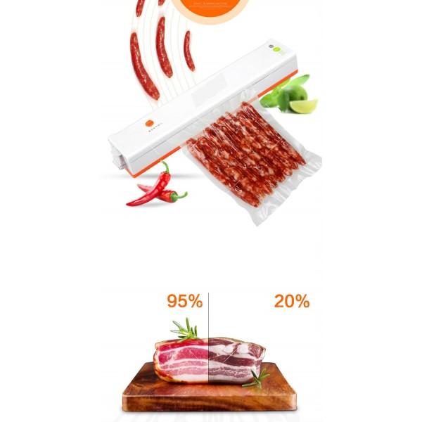 Автоматична машина за вакумиране на опаковки за храна TV159 6
