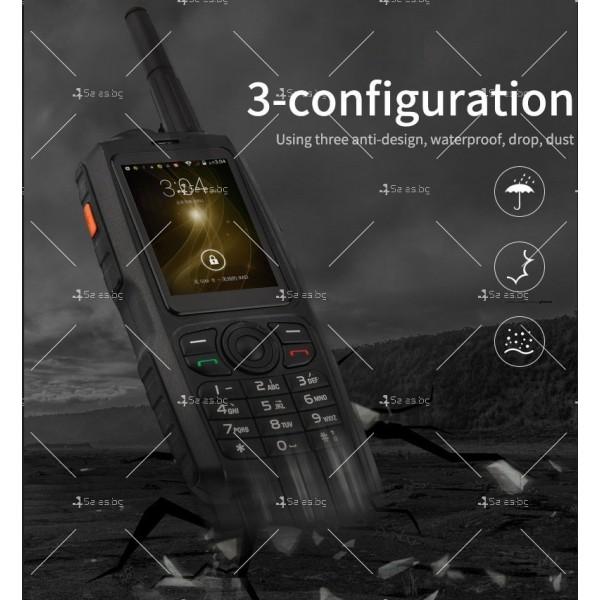 Мобилен смартфон + уоки токи Zello модел А17 - A17 FON 3