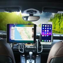 Комбинирана стойка за автомобил за таблет и смартфон – TV238