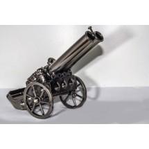 Сувенир артилерийско оръдие с двойна цев