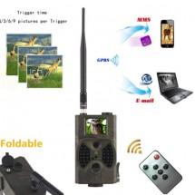 Инфрачервена широкоъгълна камера HD MMS за наблюдение HC-300м SC18