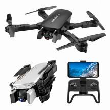 Сгъваем дрон 1808 DRON 1080P, 4K двойна камера и дистанционно управление