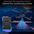 Сгъваем дрон 1808 DRON 1080P, 4K двойна камера и дистанционно управление 4