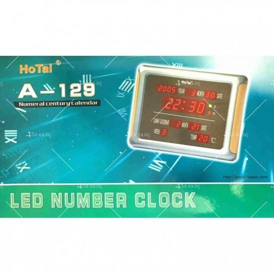 Електронен часовник А-129