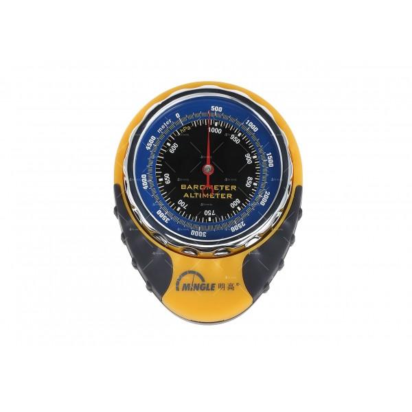 Барометров висотомер BKT381 барометър, термометър и компас TV471 5