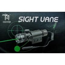Зелен лазерен прицел HUONGIE