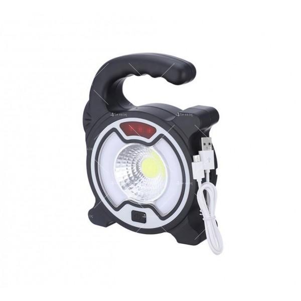 LED преносима лампа COB Work Light за дома 2