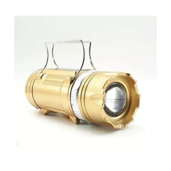 Соларната лампа за къмпинг GSH – 9699 4