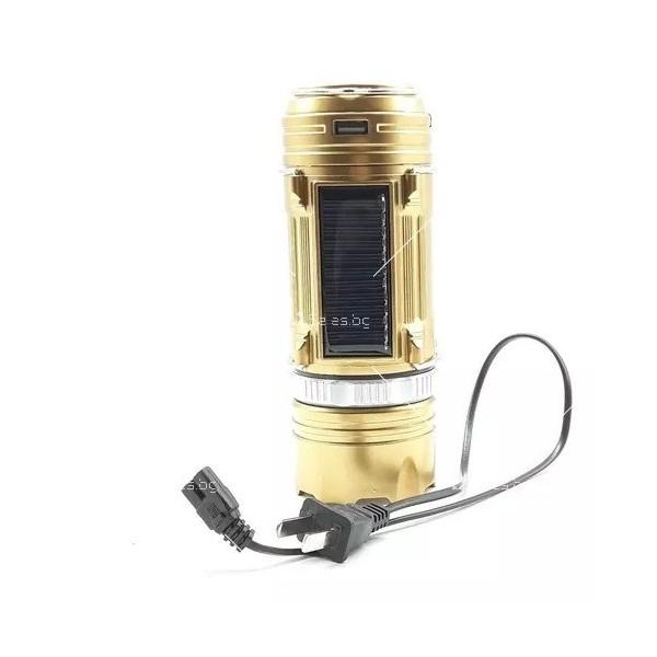Соларната лампа за къмпинг GSH – 9699 5