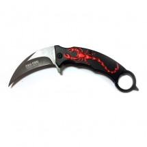Нож карамбит скорпион