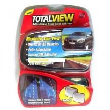 Мини регулируеми странични огледала за автомобил Total view