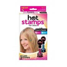 Печати за коса Hot stamps TV721