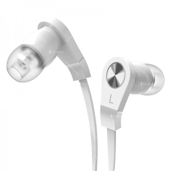 Аудио слушалки бели 2