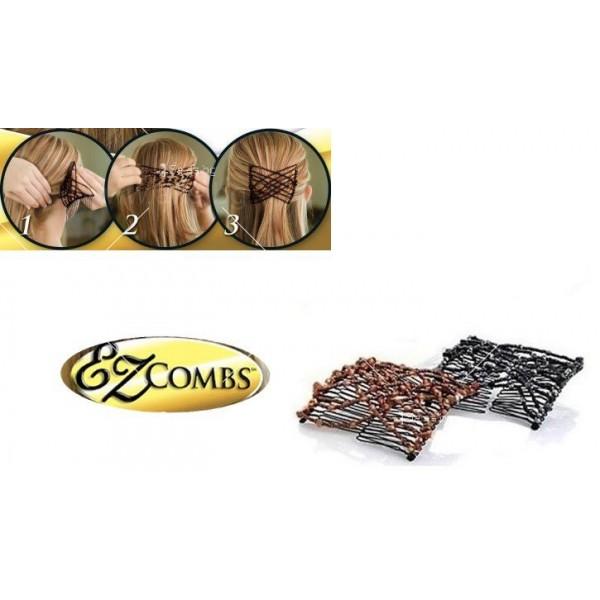 Комплект от 2 броя шноли Ez combs 4