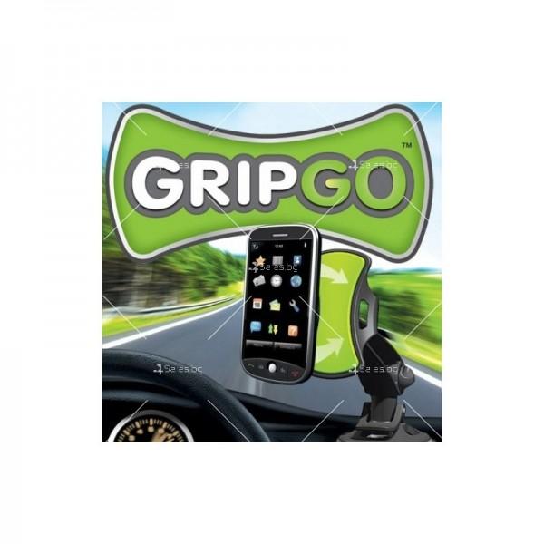 Нано стойка за кола за телефон или GPS ST46 5