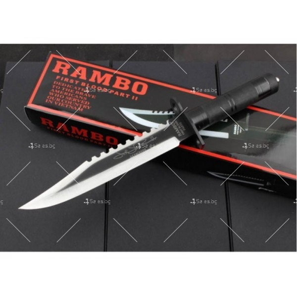 Нож Rambo First blood part 2 TV413 6