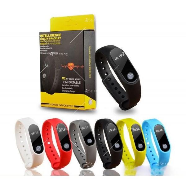 Смарт гривна M2 Intelligence health bracelet 7