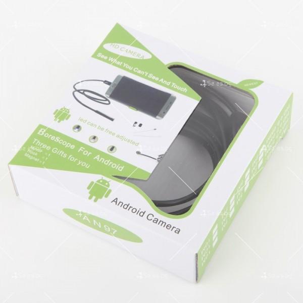 Ендоскопска HD камера за Android - BoreScope