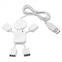 USB разклонител за лаптоп или компютър 1 в 4 CA116