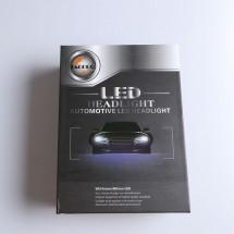 Комплект LED диодни крушки за фарове с трансформатор TACPRO