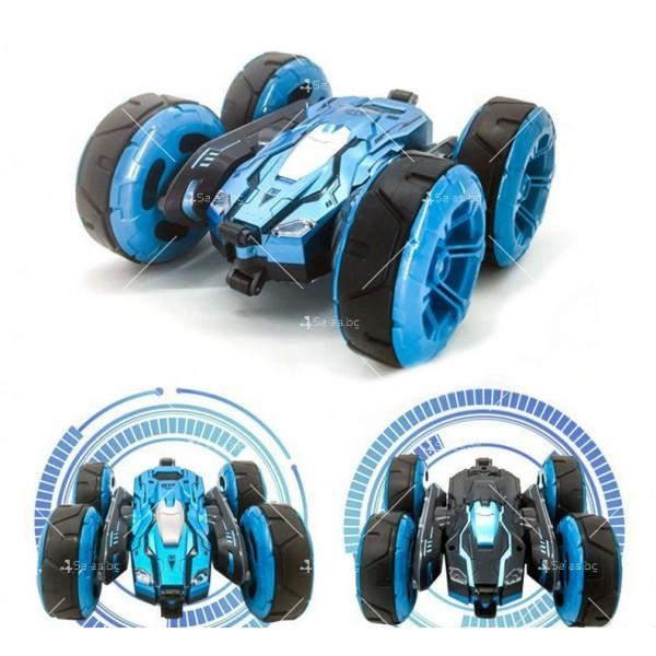 Офроуд модел детски автомобил с дистанционно управление TOY CAR-13 6