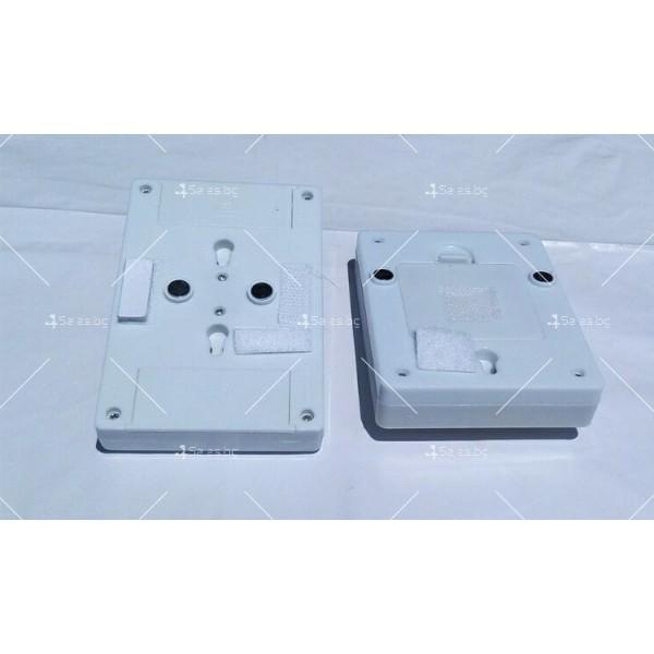 COB стенна лампа за открито както и за вътрешно (водоустойчива лампа) R LED1 2