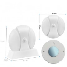 Нощна LED светлина модел LH-158 с интелигентен датчик R LED3