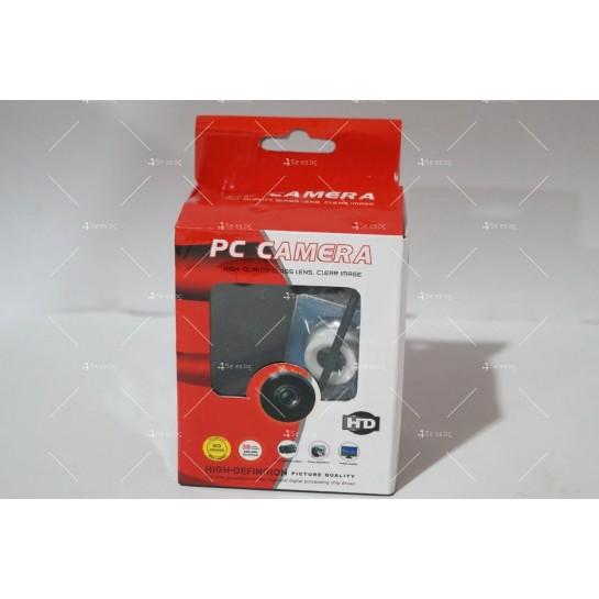 HD USB WEB камера за компютър или лаптоп