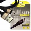 Универсален кабел за зареждане на всякакви устройства CA12 3