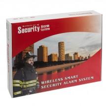 GSM аларма с охранителна система и вграден GSM комуникатор