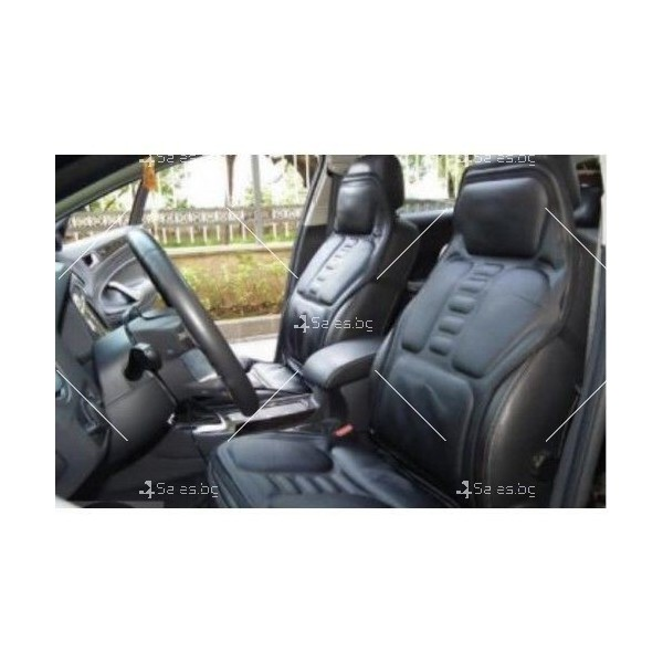 Масажна седалка с подгряваща функция и дистанционно управление TV369 3