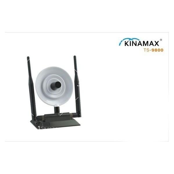 Мощен wifi приемник Kinamax модел TS-9800 WF1 2