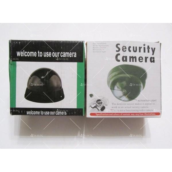 Безжична фалшива камера за защита дома и офиса 4