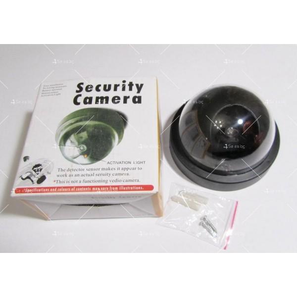 Безжична фалшива камера за защита дома и офиса 5