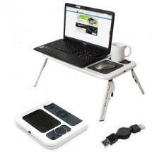 Регулираща масичка за лаптоп E-table