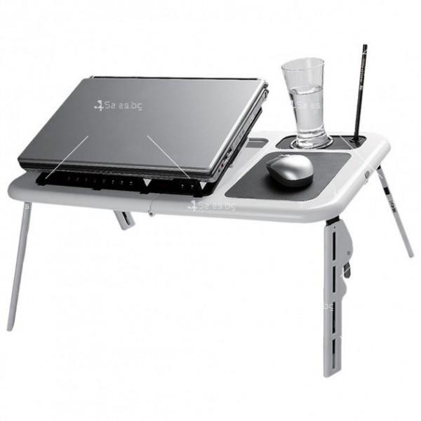 Регулираща масичка за лаптоп E-table 5
