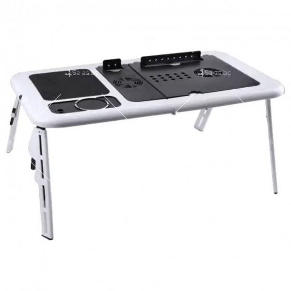 Регулираща масичка за лаптоп E-table 6