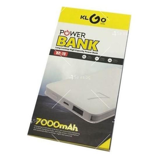 Преносимо зарядно KLGO KP-70