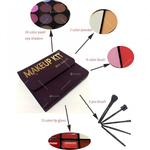 Комплект гримове Miss Doozy Makeup Kit 5