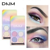 Палитра хамелеонови сенки за очи с 4 цвята DMN Hzs135