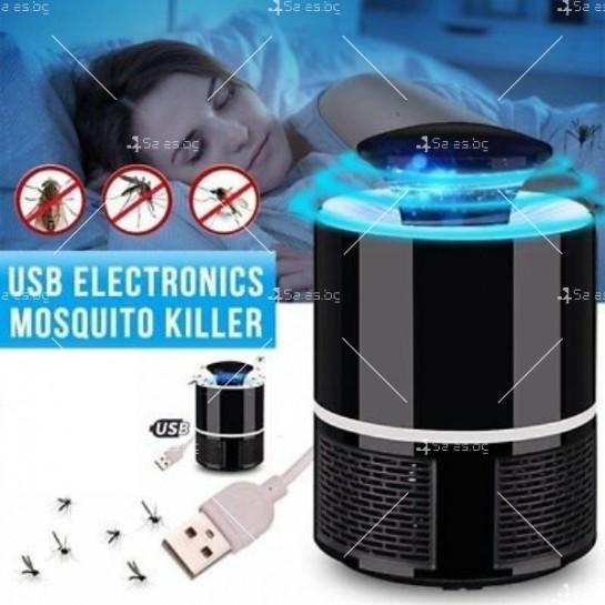 LED Лампа против комари с USB захранване TV563