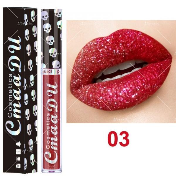 Бляскаво течно червило за устни CmaaDU Hzs154 4