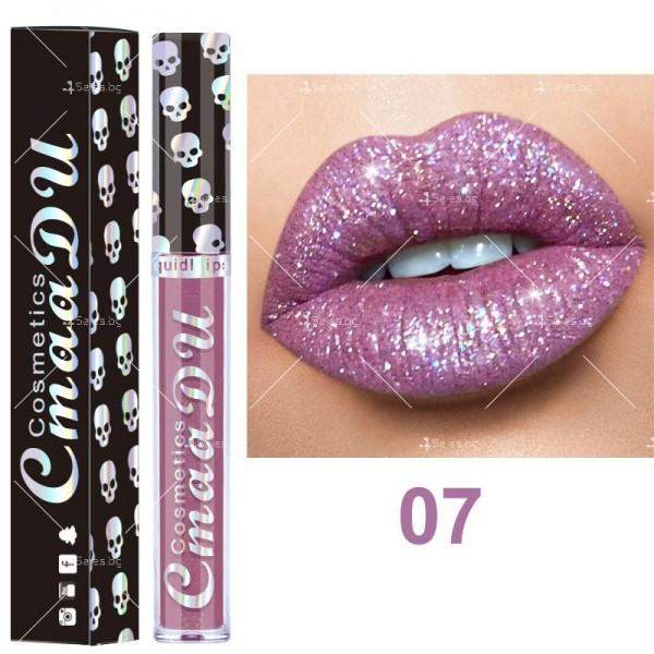 Бляскаво течно червило за устни CmaaDU Hzs154 8