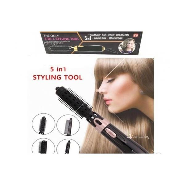 Стайлинг уред за коса 5 в 1