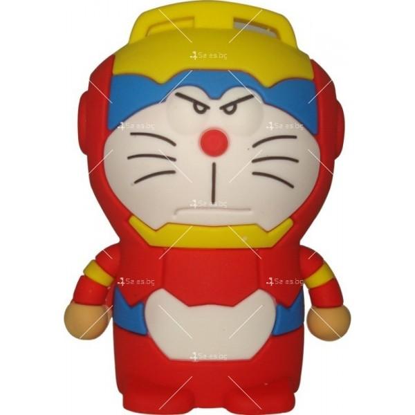 Външна батерия Cartoon mobile power supply - Doraemon