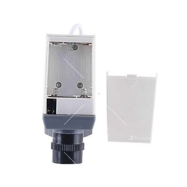 Изкуствена видеокамера следяща, със сензори и датчик за движение. 4