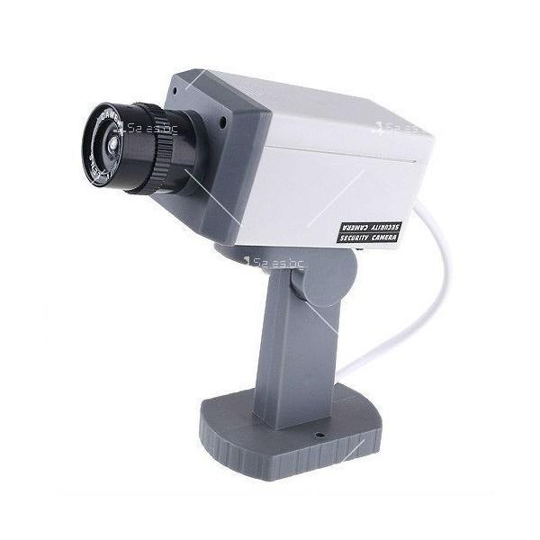Изкуствена видеокамера следяща, със сензори и датчик за движение. 9