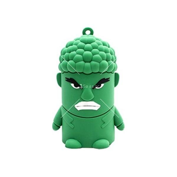 Външна батерия Cartoon mobile power supply - Hulk